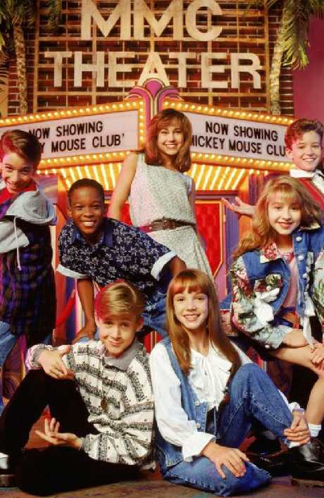 Back when they were Mouseketeers.