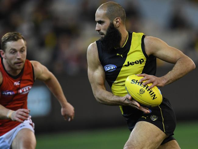 Bachar Houli stood up for his beilefs.
