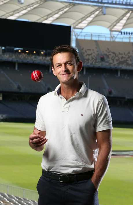 Adam Gilchrist leads our cricket coverage. Picture: Daniel Wilkins