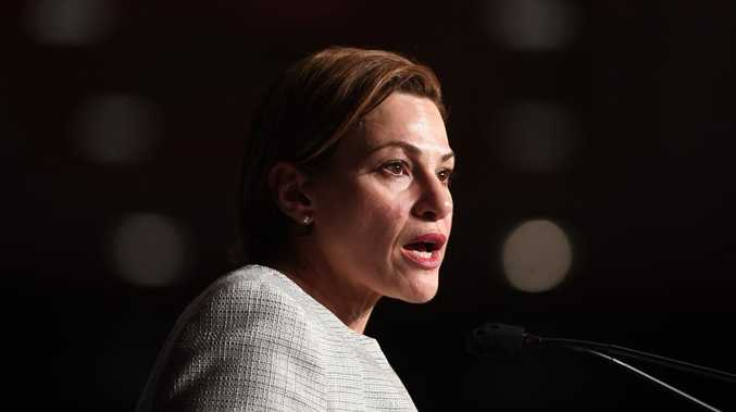 Deputy Premier Jackie Trad has been a strong supporter of abortion law reform in Queensland.