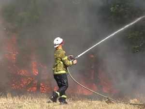 HIGH ALERT: 20 fires burn across the state