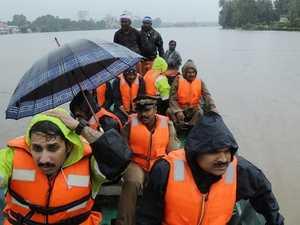 Deadly floods ravage India