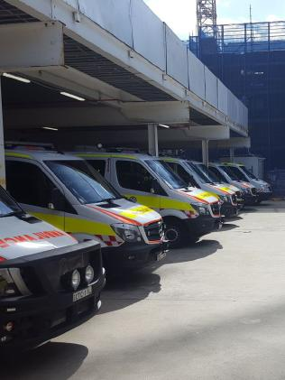 Bolt should avoid Gosford Hospital because parking is very hard to find.