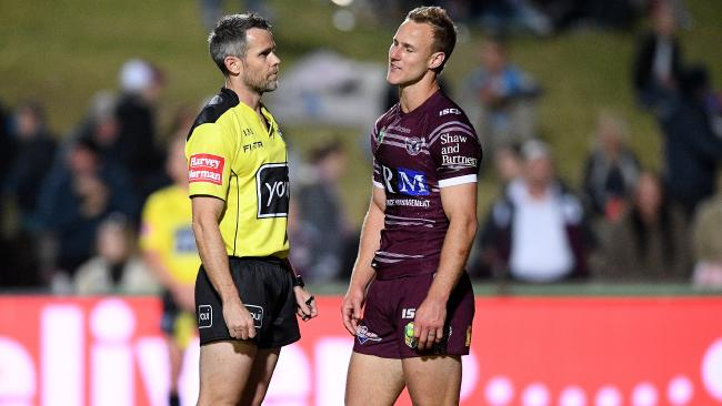 Life got worse for Manly on Friday night.