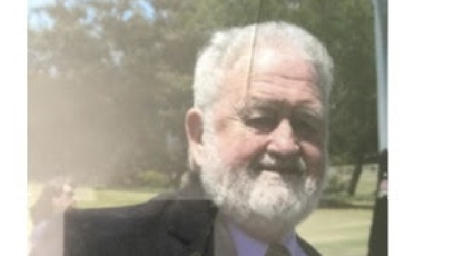 80-year-old Trevor McGrath is missing on the Gold Coast. Photo: Supplied