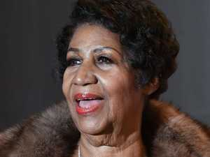 Aretha's savage secret note to reporter