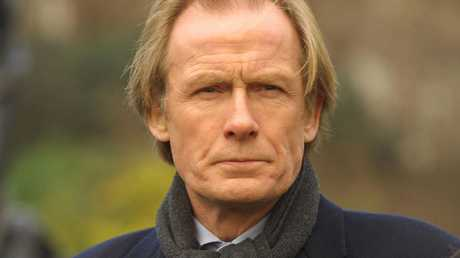 Bill Nighy, god.