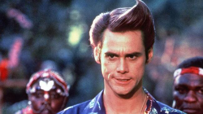 Carrey was an overnight sensation following Ace Ventura: Pet Detective.