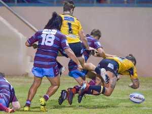 CQ Capras v SC Falcons in Gladstone