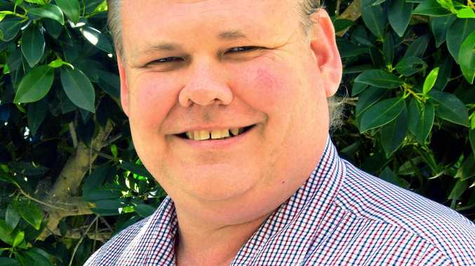 LABOR CANDIATE: Richard Pascoe has been announced as Labor's candidate for Hinkler.