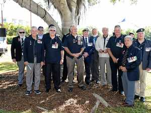 Hervey Bay Vietnam Veterans Day