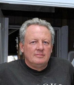Toowoomba sculptor Grant Lehmann.