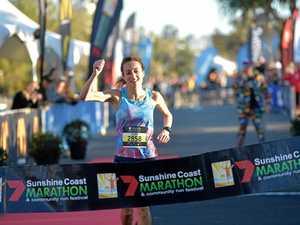 Australian half marathon title won in style