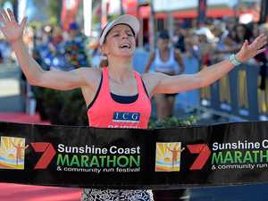 Remarkable journey to Sunshine Coast Marathon title