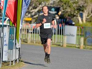 Calliope man Ben Wriede wins Botanic to Bridge by 18 seconds