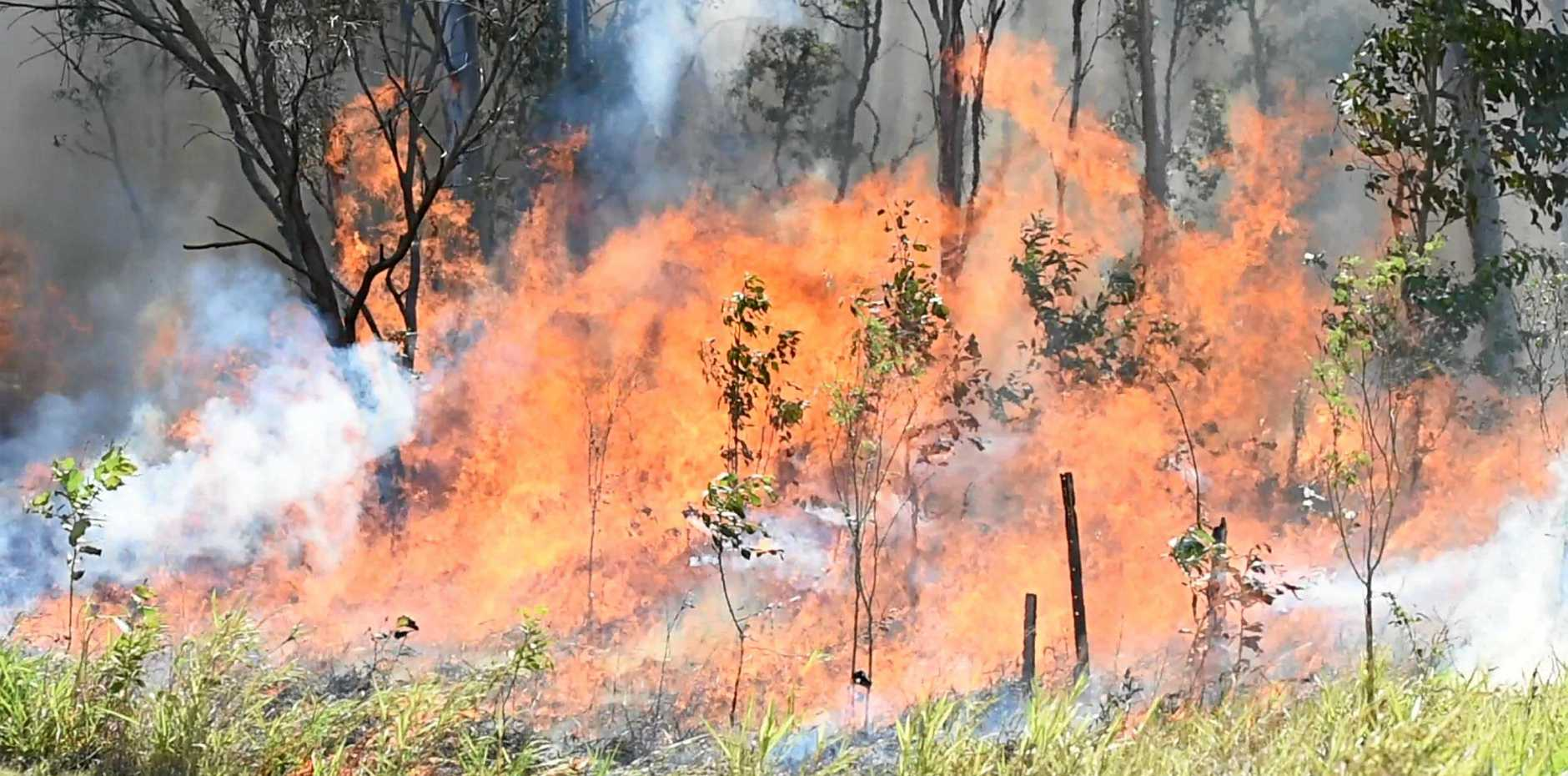 A Kingaroy man has been charged by police following an investigation into nine fires.