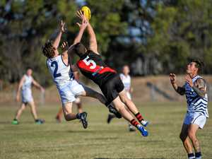 Blitz sends Gympie to the AFL Wide Bay decider