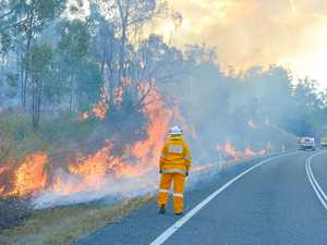 717 fires across Queensland in past five days