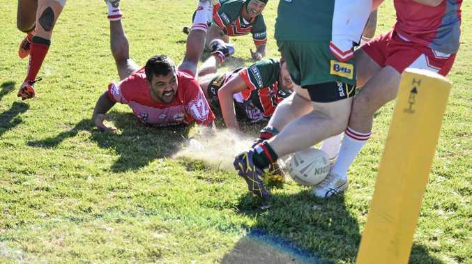 RDRL Semi Finals: St. George Saints v Chinchilla Bulldogs