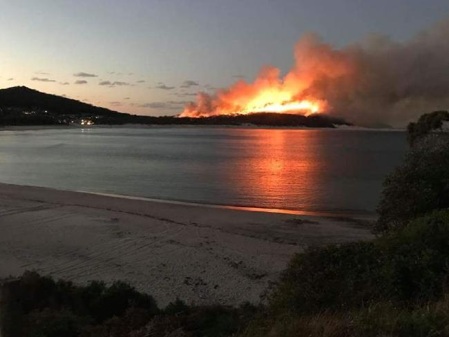 Dramatic pictures of ferocious fire | CQ News