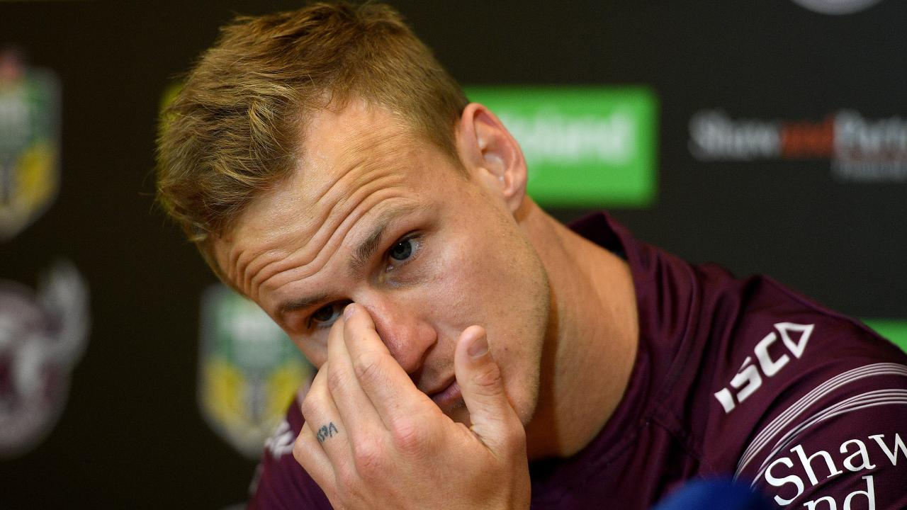 Sea Eagles captain Daly Cherry-Evans has leapt to the defence of Trent Barrett.