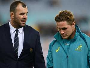Where to from here? Wallabies leaders face the music