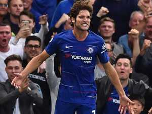 EPL wrap: Alonso magic hands Chelsea derby victory