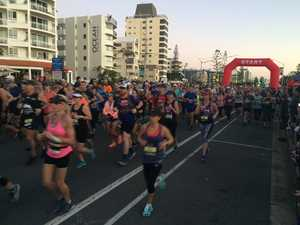 Marathon festival off and running