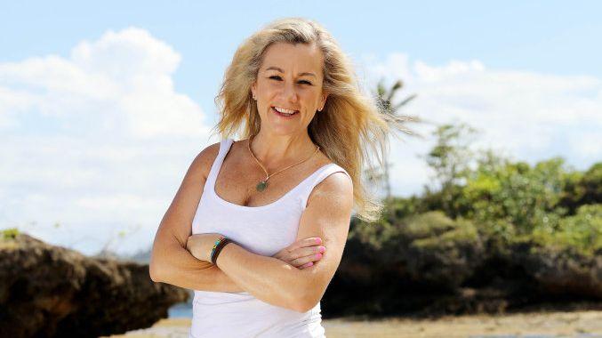 Sunshine Coast sales rep Anita Berkett was one of 12 'contenders' on the third season of Australian Survivor: Champions Vs Contenders.