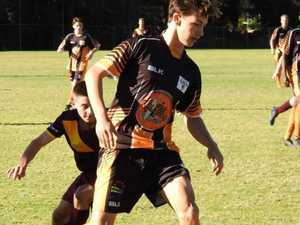 Coffs Coast Tigers go on the attack in their premier