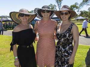 L-R Annette Dargel, Angela Arnold and Natasha Cowan