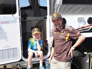 Fraser Coast Expo at Maryborough Showgrounds - Jude