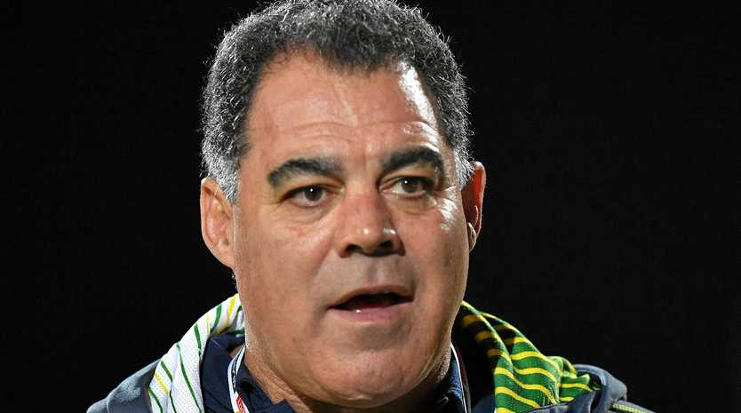 LEADER: Rugby league immortal and Monto junior Mal Meninga says outback Queensland is in desparate need of passionate individuals to keep the sport alive.