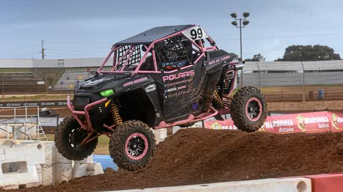 Fast, extreme off-road racing heads to Coulson this weekend