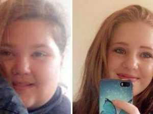 Missing Dalby girls located in CQ