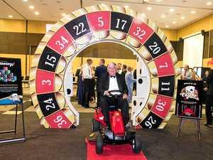 Casino gala deals $100,000 boost for rescue service