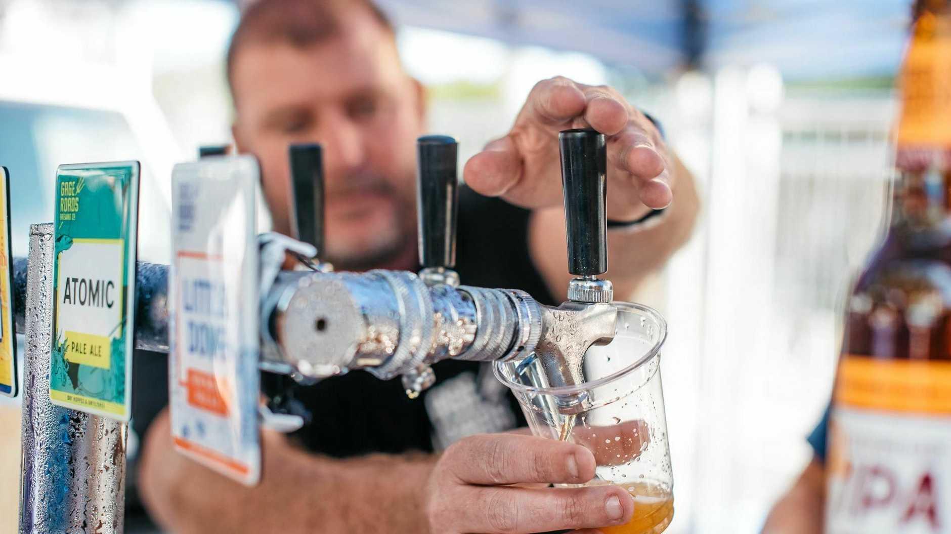 Noosa Craft Beer Festival is on August 25