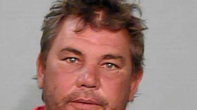 Paul Paterson, 48, is wanted by police in relation to the alleged serious assault of a two-year-old girl on the Mid North Coast.