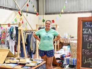 Trading trash for treasure at Sawtell