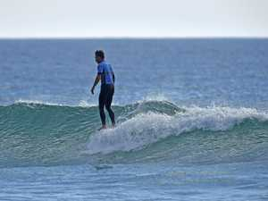 National logger title won by Guest at surf festival