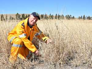 Our region is at risk of large and uncontrollable fires