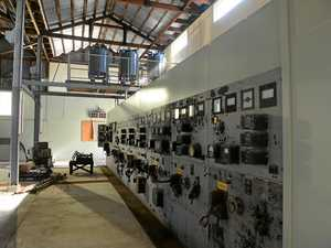 Mullumbimby's Hydro-electric Power Station