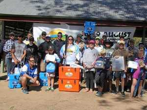 Classic fishing comp hailed a success