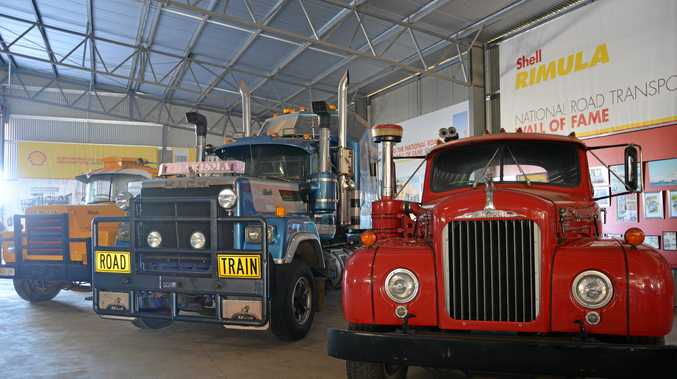 WALL OF FAME: Legends of the trucking industry gather in Alice Springs this weekend for a special celebration.