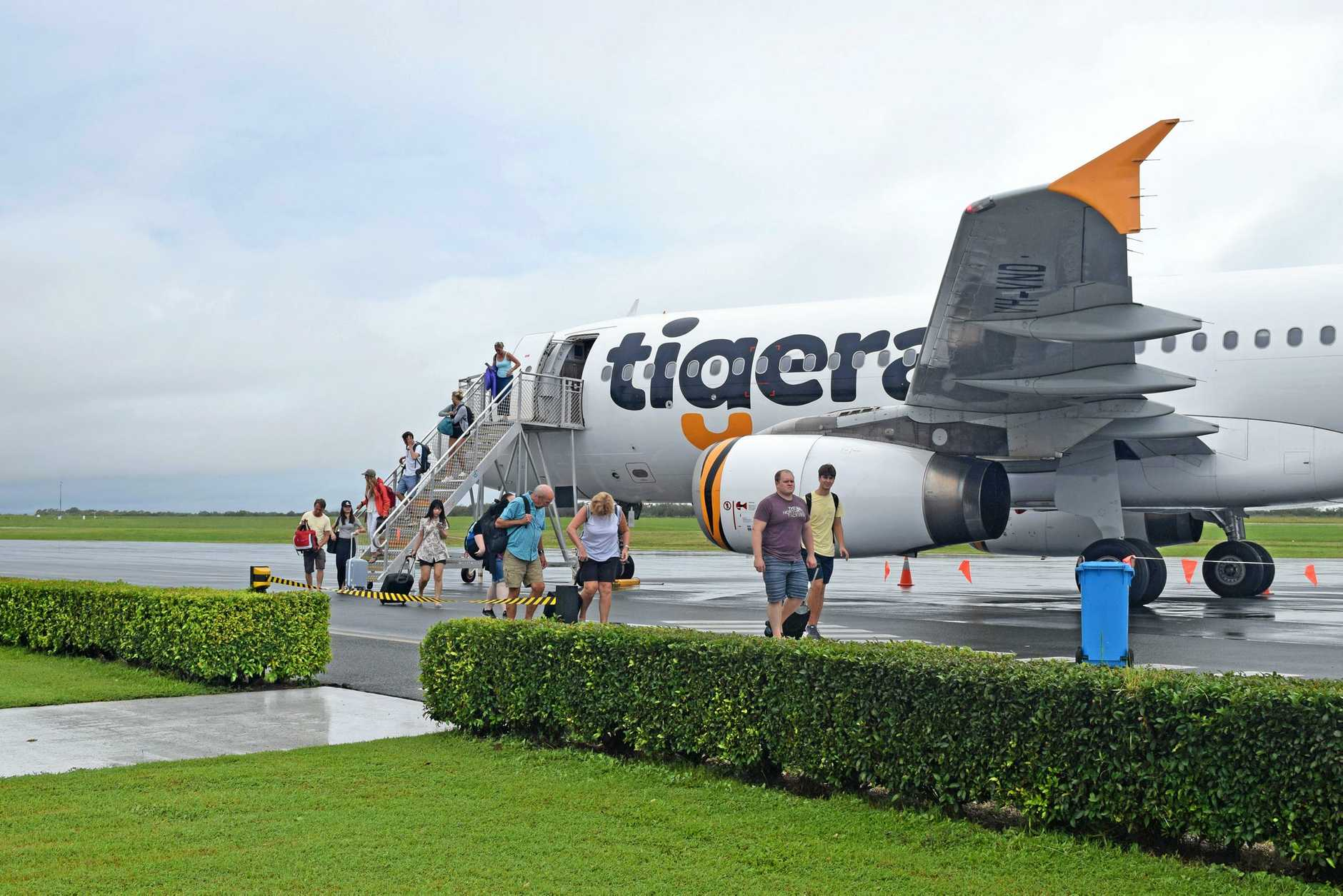 Tiger is offering its $1 return airfare deal.