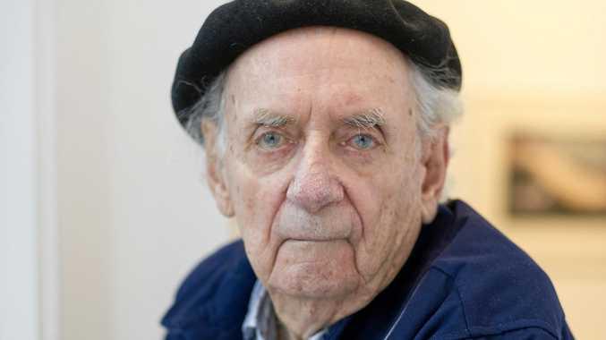 Australian artist Charles Blackman has died.