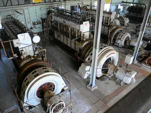 Inside the century old hydro plant which could power a town