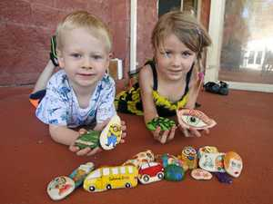 WHAT'S ON: Kindness rock hunt to make kids smile