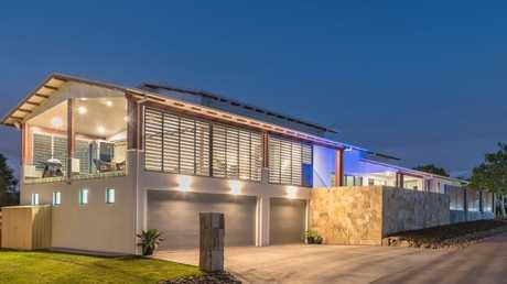 This home at 20 Sanctuary Ave, Noosa Heads, is for sale.