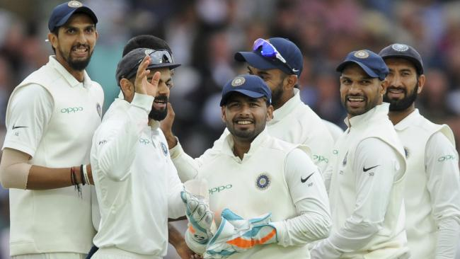 India enjoyed a day out against England. Picture: AP Photo